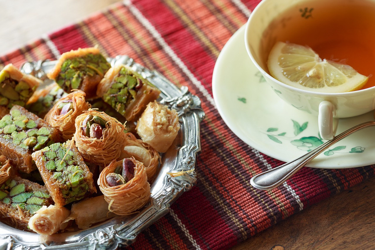 Baklava Recipes
