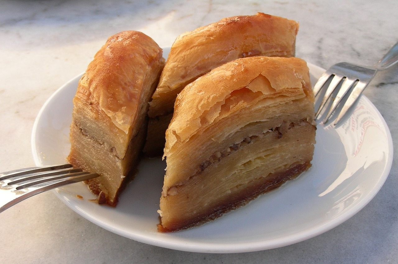 Baklava Recipes, Origins and Ancient Ingredients